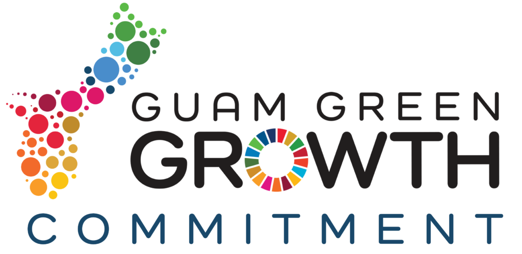 Guam Green Growth Commitment Logo